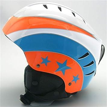 Marca Hombre/Mujer Casco de Esquí Snowboard Casco Fast Moto Escalada en Roca Seguridad Deportiva