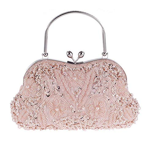 Evening Yisaesa Crystal colore Rhinestone Bag Wedding Bags Champagne argento OaqH1ax