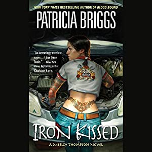 Iron Kissed Audiobook
