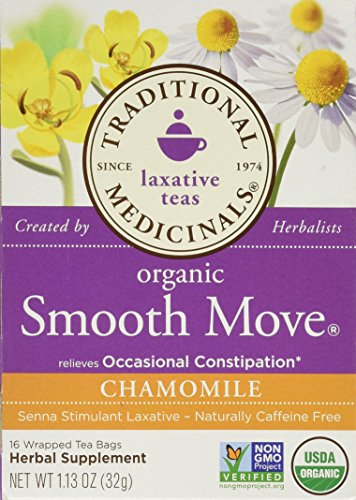 Traditional Medicinals Organic Smooth Chamomile product image