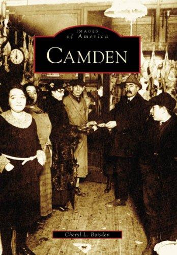 Camden (NJ) (Images of America)