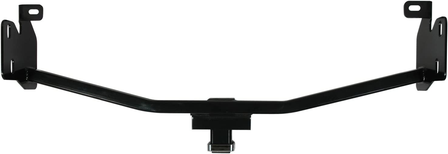 Reese Towpower 44593 Class IV Custom-Fit Hitch with 2 Square Receiver Opening Includes Hitch Plug Cover