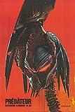 #2: Predator (French) - Authentic Original 27