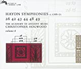 Joseph Haydn: Symphonies, Volume 6 (c. 1768-71) - The Academy of Ancient Music / Christopher Hogwood
