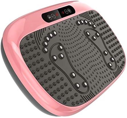 Xinqinghao 3D Full Body Vibration Platform Body Shaker Flat Platform Massager Fitness Platform Home Gym Office Training Equipment Power Board for Weight Loss, Wellness & Toning, 99 Levels 4