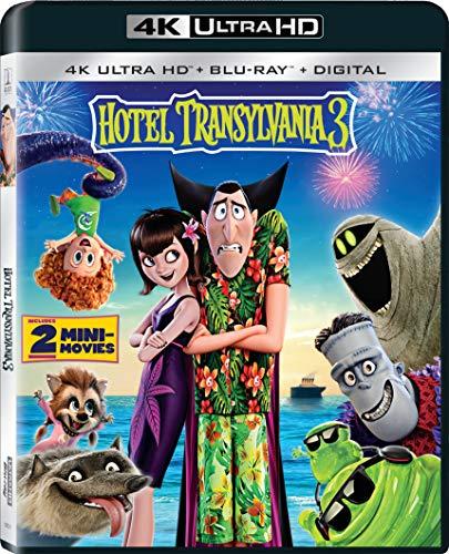 Hotel Transylvania 3 [Blu-ray]]()
