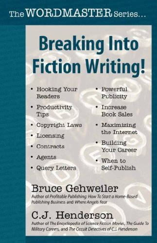 Breaking Into Fiction Writing! by Brand: MariettaPublishing