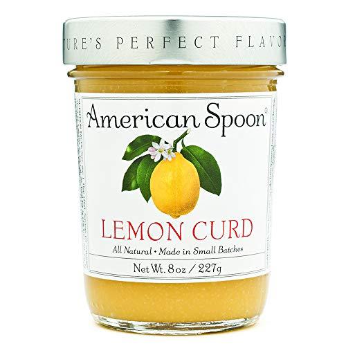 American Spoon Foods Lemon Curd Pack of 4 by American Spoon Foods