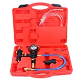 8MILELAKE Cooling System Vacuum Purge And Refill Car Van For Radiator Kit with case