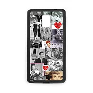Onshop Custom I Love Lucy Collage Phone Case Laser Technology for SamSung Galaxy Note4