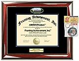 Diploma Frame University of Nevada Reno UNR Graduation Gift Idea Engraved Picture Frames Engraving Degree Certificate Holder Graduate Him Her Nursing Business Engineering Education School