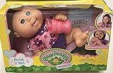 Cabbage Patch Kids Drink N Wet Newborn Baby Doll (Flower)