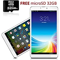 Indigi® 7 Android 4.4 DuoCore Tablet PC Wireless 3G SmartPhone Free 32GB TF Card