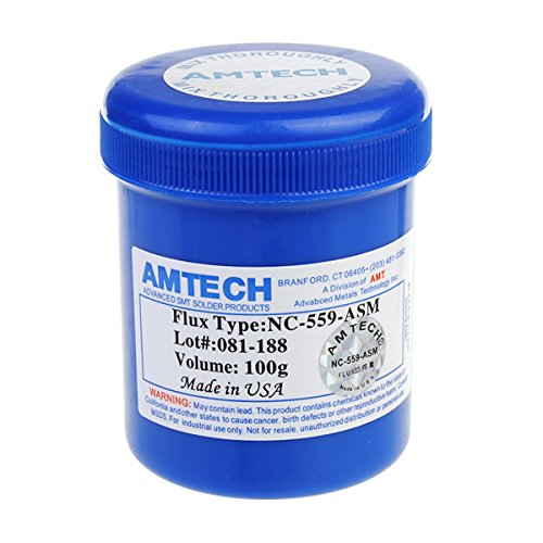 Saver 100g AMTECH NC-559-ASM No Clean Lead Clean Solder Flux Solder Paste