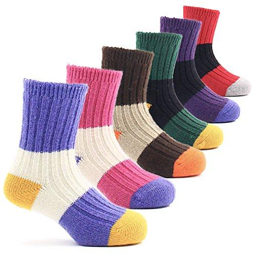Winter Kids Socks - 4