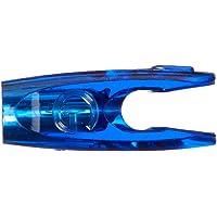 Easton G Pin Nock Grande Groove 12PK. Azul, F/G Nock