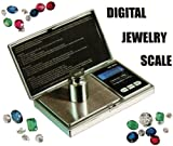 Gold Platinum Silver Test Kit & 100 x 0.01g Digital Pocket Scale