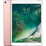 Apple iPad Pro (10.5-inch) A1709 Model - 64GB - Wi-Fi + 4G - Factory Unlocked International Version - No Warranty in the US - GSM only, NO CDMA (Rose Gold)