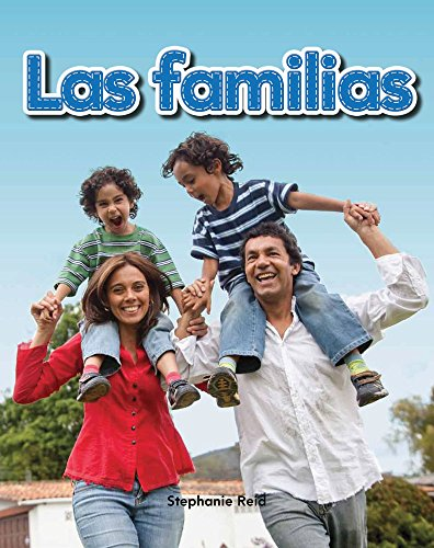 Las familias (Families) Lap Book (Spanish Version) (Literacy, Language, & Learning) (Spanish Edition) by Teacher Created Materials