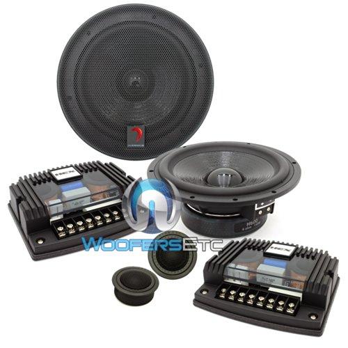 "H600S - Diamond Audio 6.5"" HEX Series Component System w/..."