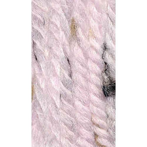 Plymouth Encore Worsted Yarn - Plymouth (5-Pack) Encore Worsted Tweed Yarn Pink 5539-5P