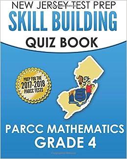 Amazon com: NEW JERSEY TEST PREP Skill Building Quiz Book PARCC