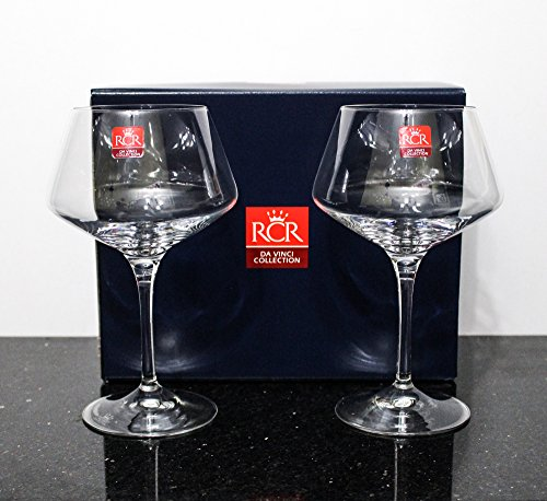RCR Da Vinci Collection Luxury White Wine Glasses/Goblets - Wine Da Vinci