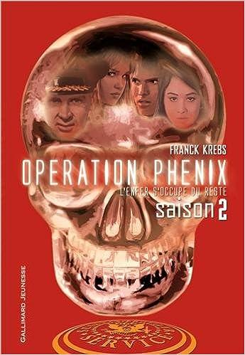 Opération Phénix (Tome 2-Saison 2) pdf, epub ebook