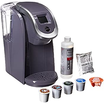 Keurig K250 Coffe Maker, Plum Grey