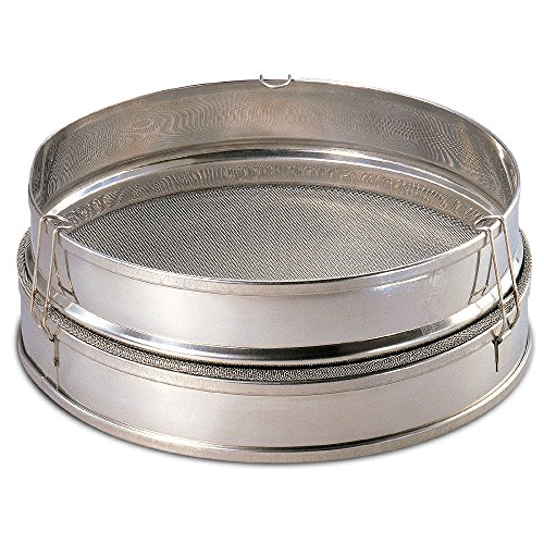 JB Prince 12'' Stainless Steel French Sieve by JB Prince