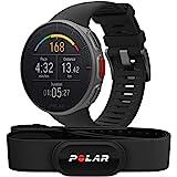 Polar Vantage V Premium GPS Multisport Watch with Heart Rate Sensor- Black