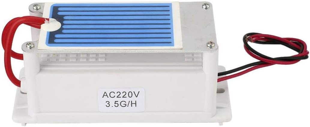 Sansella 220V Mini generador de ozono Placa de cerámica integrada ...