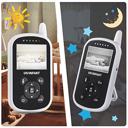 Video Baby Monitor Uu Infant Night Vision Camera Temperature