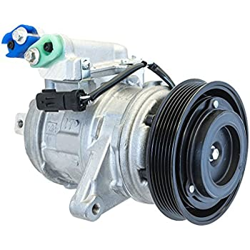Denso 471-0400 New Compressor with Clutch