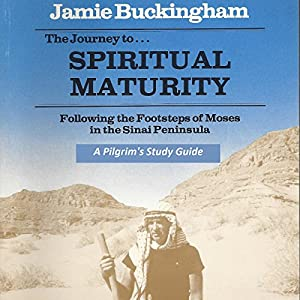 The Journey to Spiritual Maturity Audiobook