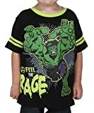 Incredible Hulk Boys Black T-Shirt 7M8711 (5)