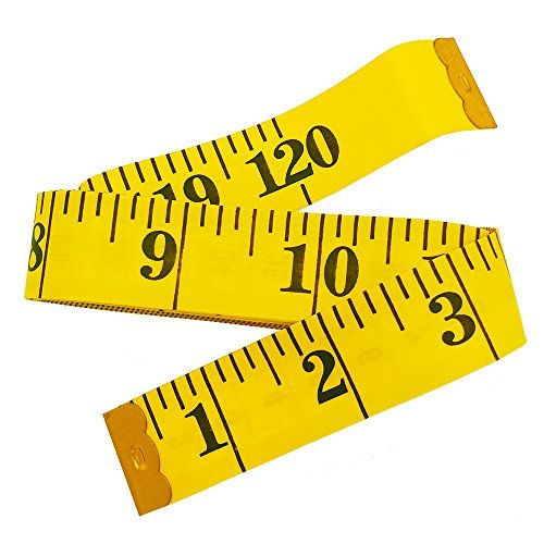 (120-Inch Extra Long Soft Tape Measure for Sewing Tailor Cloth Ruler)
