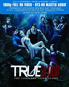 Cover Image for 'True Blood: The Complete Third Season'