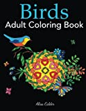 img - for Birds Adult Coloring Book: A Bird Lovers Coloring Book with 50 Gorgeous Bird Designs (Bird Coloring Books) book / textbook / text book