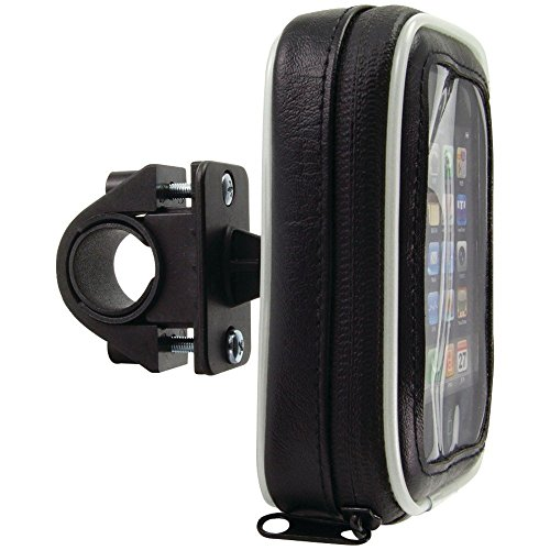 Arkon SM032 Bicycle and Motorcycle Handlebar Mount With Wate