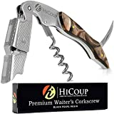 HiCoup – All-in-one Waiters Corkscrew, Bottle