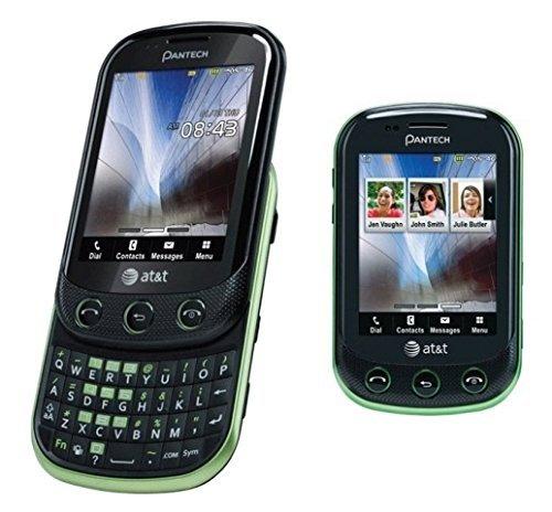 Pantech Pursuit 2 P6010 Unlocked GSM 3G Slider Cell Phone w/
