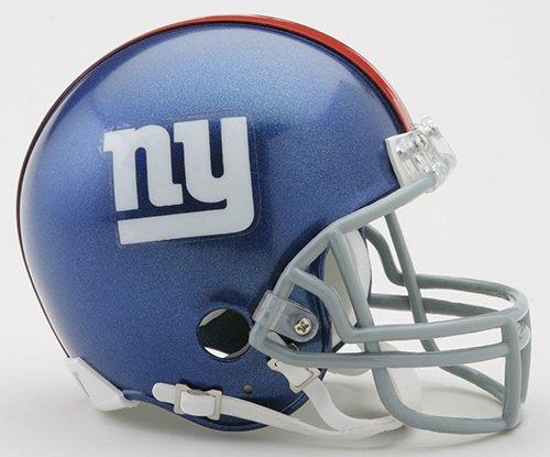 (New Riddell New York Giants VSR4 Mini Football Helmet)