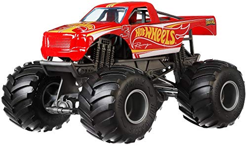 Hot Wheels Monster Trucks Racing Vehicle ()