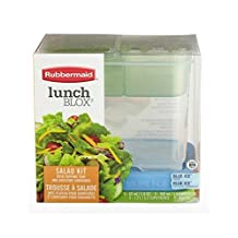 Rubbermaid Salad Lunch Blox Kit