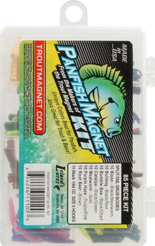 Trout Magnet Lures (Trout Magnet Panfish Magnet Kit (85-Piece))