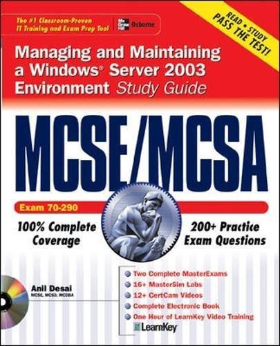 mcse complete study guide pdf
