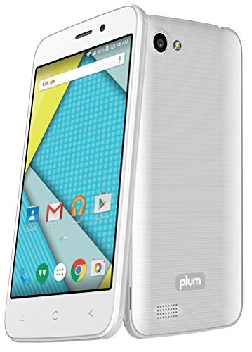 Plum Axe 4G Factory Unlocked Phone - 4