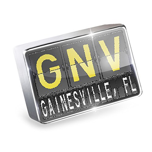 Floating Charm GNV Airport Code for Gainesville, FL Fits Glass Lockets, - Glasses Fl Gainesville