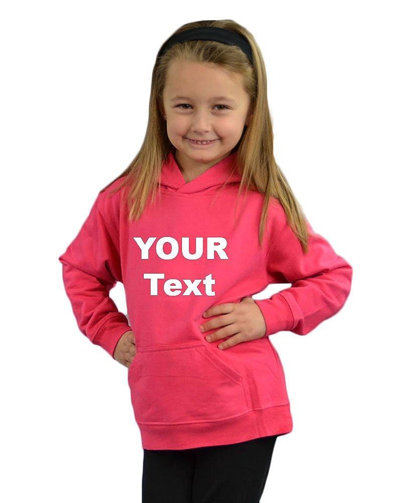 Personalize it with Custom Print Infant Fleece Hoddie
